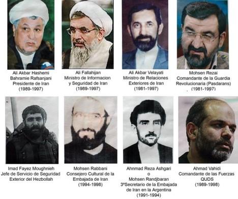 Los asesinos del atentado a la AMIA