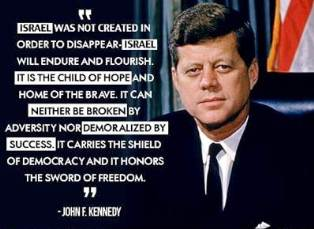 Kennedy on Israel