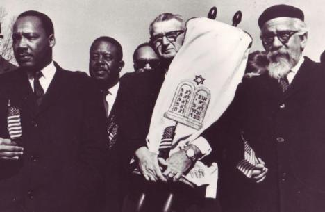 MLK and rabbis